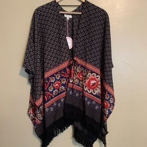 Umgee | Boho Kimono | NWT | S/M